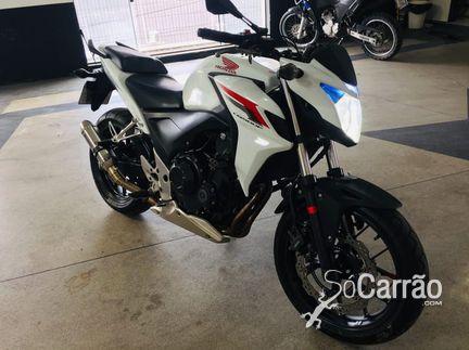 Honda CB 500 - CB 500 F ABS