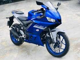Yamaha YZF R3 - yzf r3 321 ABS