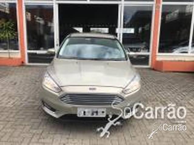 Ford FOCUS SEDAN TITANIUM 2.0 AUTOMATICO