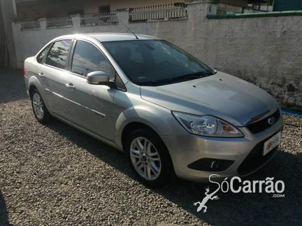 Ford FOCUS SEDAN - FOCUS SEDAN 2.0 16V AT