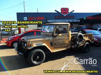 Toyota BANDEIRANTE 4X4
