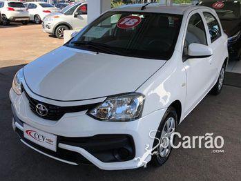 Toyota ETIOS X 1.3 16V 4P