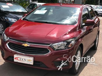 GM - Chevrolet prisma LT 1.4 8V SPE/4 AT