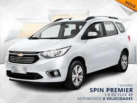 GM - Chevrolet SPIN - spin PREMIER 1.8 8V ECO MT6