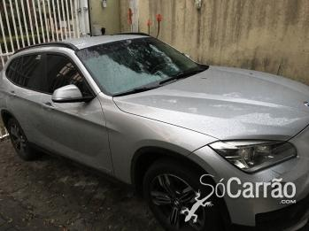 BMW X1 S DRIVE 20I 2.0 16V TURBO ACTIVEFLEX
