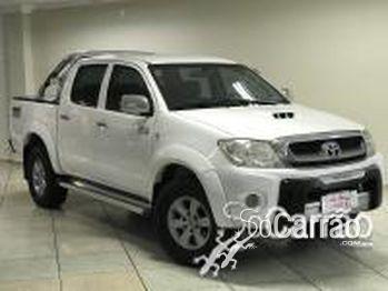 Toyota HILUX CABINE DUPLA SRV 3.0 4X4 AUTOMATICA