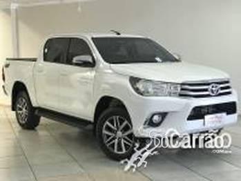 Toyota HILUX CD SRV 2.8 4X4 AUTOMATICA