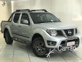Nissan FRONTIER SV ATTACK CD 4x4 2.5