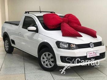 Volkswagen saveiro cs STARTLINE G6 1.6 8V