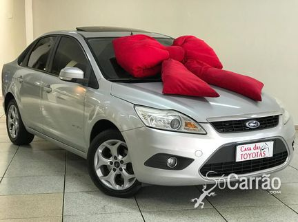 Ford FOCUS SEDAN - focus sedan TITANIUM KINETIC 2.0 16V TIP