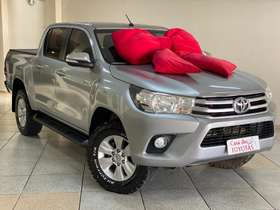 Toyota HILUX CD - hilux cd SRV 4X4 2.8 TB AT