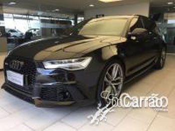 Audi RS6 AVANT 4.0 V8 BITURBO QUATTRO