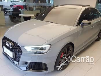 Audi RS3 TFSI SPORTBACK QUATTRO S-TRONIC 2.5