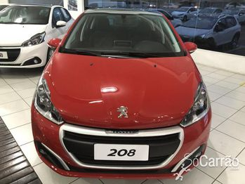 Peugeot 208 ALLURE 1.5 8V 5P