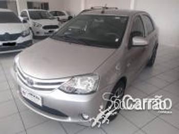 Toyota ETIOS SEDAN X 1.5 AUTOMATICO