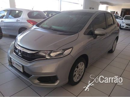 Honda FIT - fit PERSONAL 1.5 16V CVT FLEXONE
