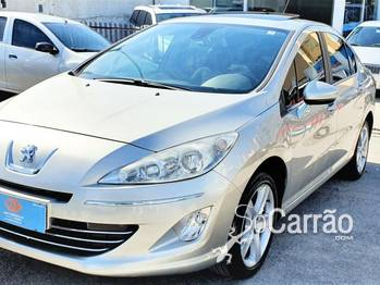 Peugeot 408 SEDAN FELINE