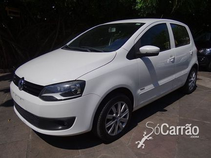 Volkswagen FOX - fox (I-Trend) G2 1.6 8V IMOTION