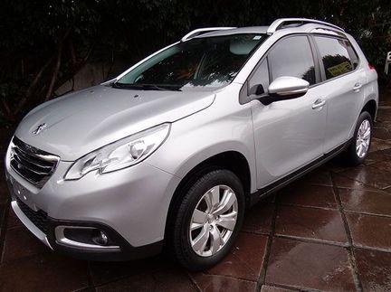 Peugeot 2008 - 2008 ALLURE 1.6 16V AT FLEXSTART