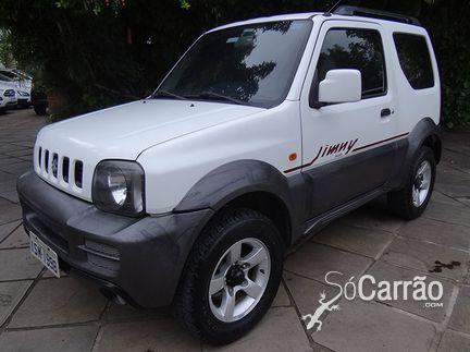 Suzuki JIMNY - jimny 4X4 1.3 16V