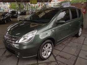 Nissan LIVINA - livina S 1.8 16V AT