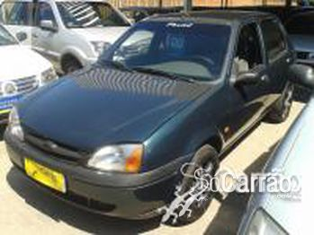 Ford FIESTA GL 1.0 4P