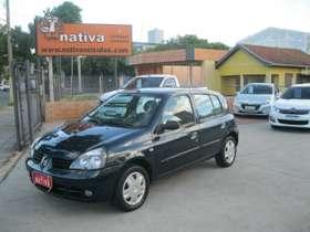 Renault CLIO - clio CLIO AUTHENTIQUE 1.0 16V HIFLEX