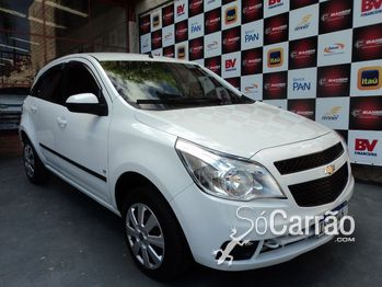 GM - Chevrolet AGILE LT 1.4