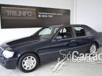 Mercedes S 500 5.0