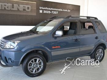 Ford ECOSPORT FREESTYLE XLT 1.6
