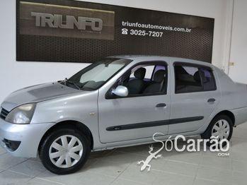 Renault CLIO SEDAN AUTHENTIQUE 1.0
