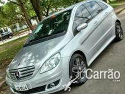 Mercedes B 200 - B 200 2.0 TB
