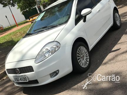Fiat PUNTO - PUNTO ESSENCE 1.6 16V