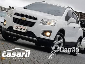 GM - Chevrolet TRACKER LTZ