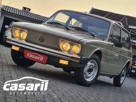 Volkswagen BRASILIA - brasilia 1600