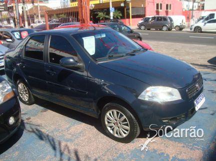 Fiat SIENA - siena ELX 1.0 8V 75CV