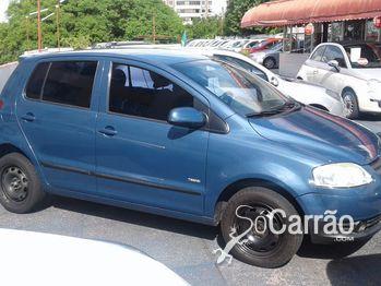 Volkswagen FOX (Trend) G2 1.0 TEC 8V
