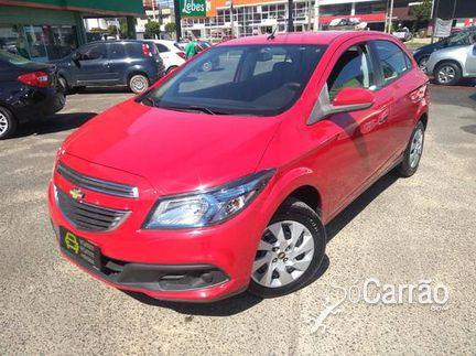 GM - Chevrolet ONIX - ONIX LT 1.4 8V MT6 ECO