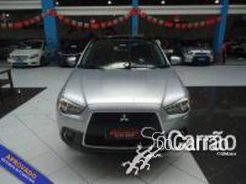 Mitsubishi ASX 2.0 AWD CVT 4X4
