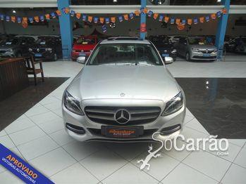 Mercedes C 200 AVANTGARDE