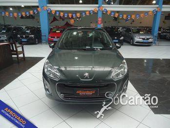 Peugeot 308 ALLURE 2.0 16V 4P AUTOMATICO