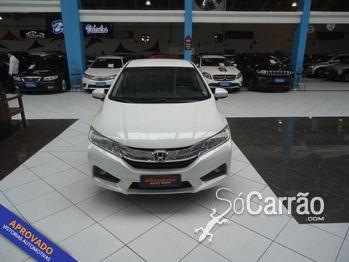 Honda CITY EX 1.5 16V 4P