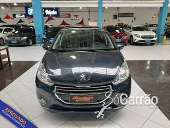Peugeot 208 ALLURE 1.5 8V