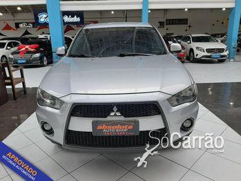 Mitsubishi outlander 4WD 2.4 AT