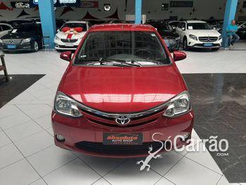 Toyota etios sedan XLS 1.5 16V