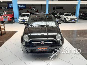 Fiat 500 CULT EVO 1.4 8V DUAL