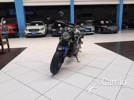 Yamaha MT 07 - MT 07 ABS