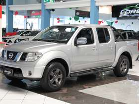 Nissan FRONTIER CD - frontier cd SEL 4X4 2.5 TB-IC AT