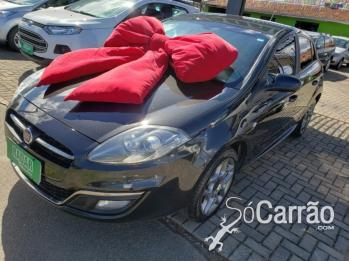 Fiat BRAVO BLACKMOTION 1.8 DUALOGIC