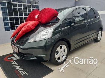 Honda fit LX 1.4 8V MT